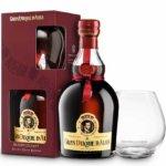 Brandy Gran Duque D'Alba Solera Gran Reserva Geschenkset mit Glas ab August im Handel