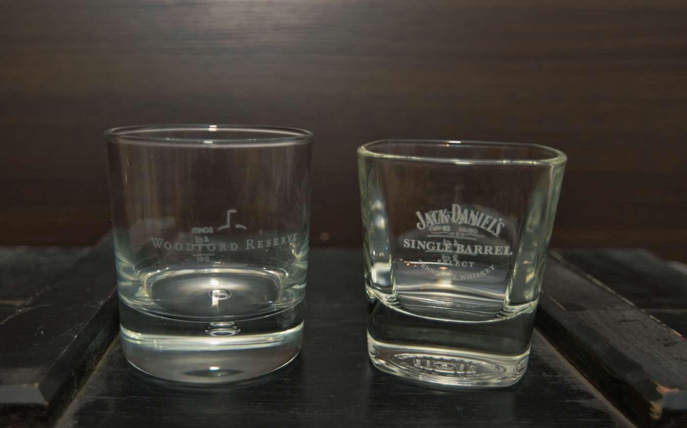 Tumbler Comeback Whisky Werbung Merchandising