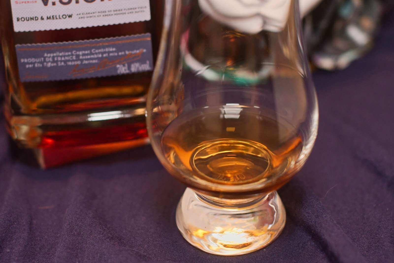 Braastad VSOP Cognac Detail 2