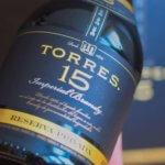 Torres 15 Brandy – Reserva Privada – Tasting Review