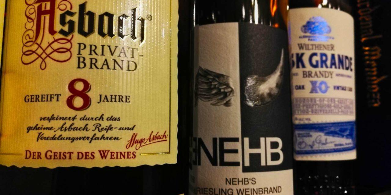 Hallo Weinbrand
