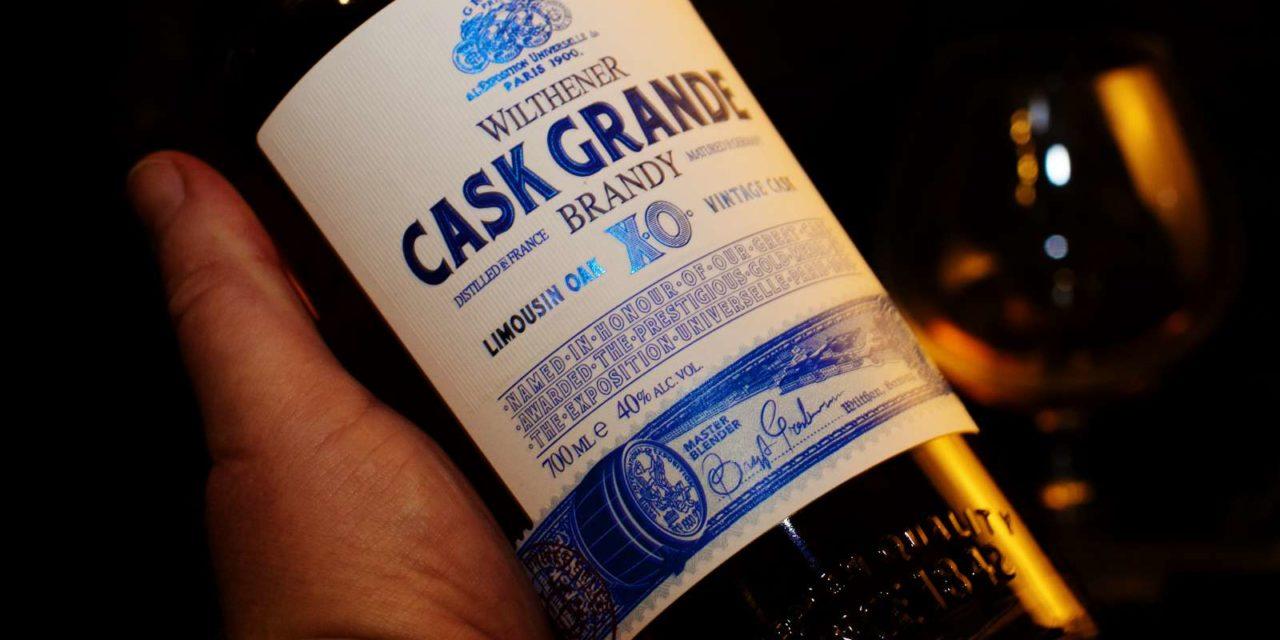 Wilthener Cask Grande Brandy XO – die Überraschung