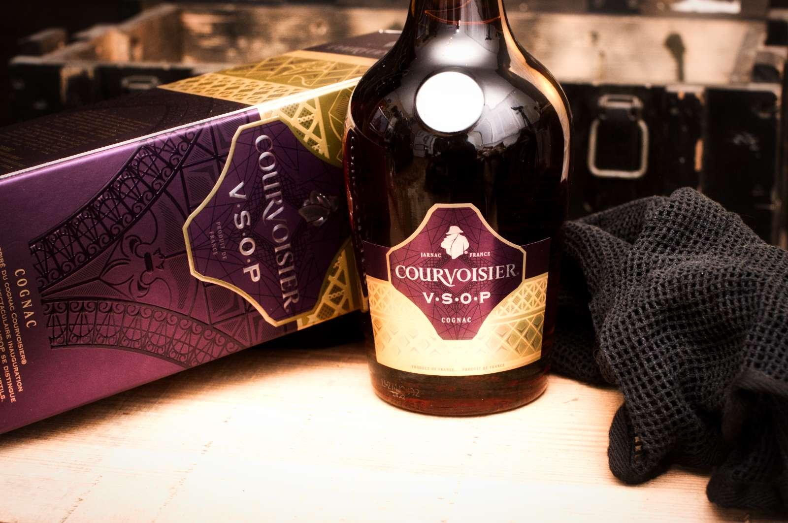 Last Minute Geschenkideen Weihnachten - Cognac Courvoisier VSOP