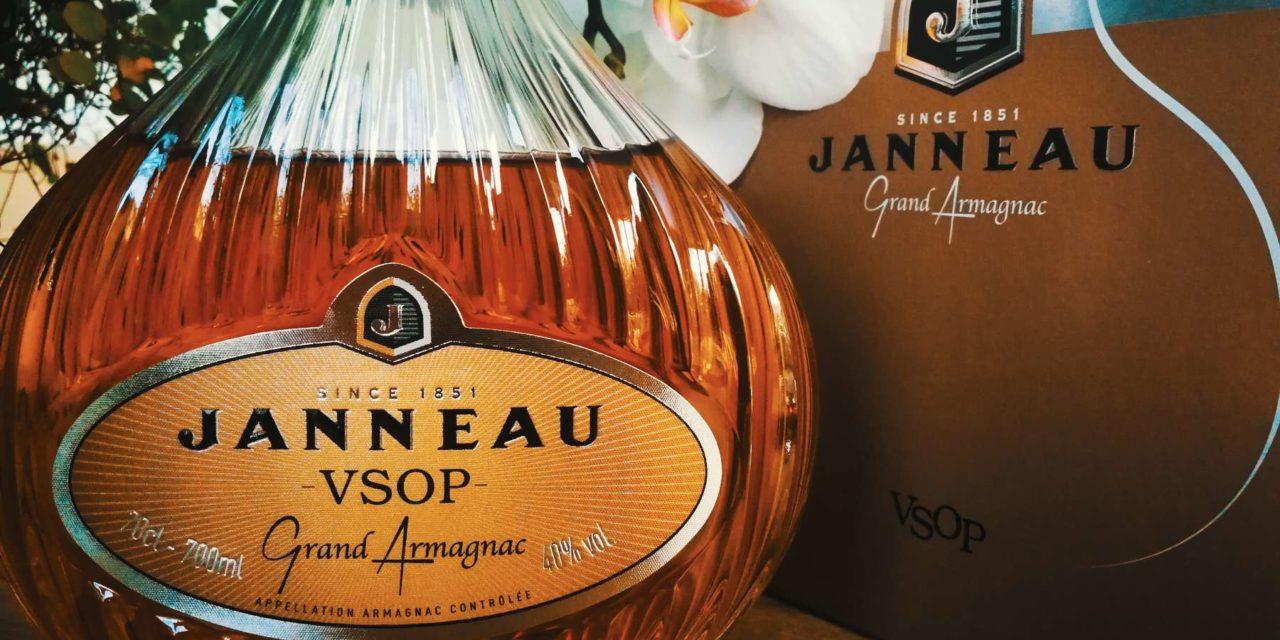 Janneau Grand Armagnac – ein VSOP auf dem Prüfstand
