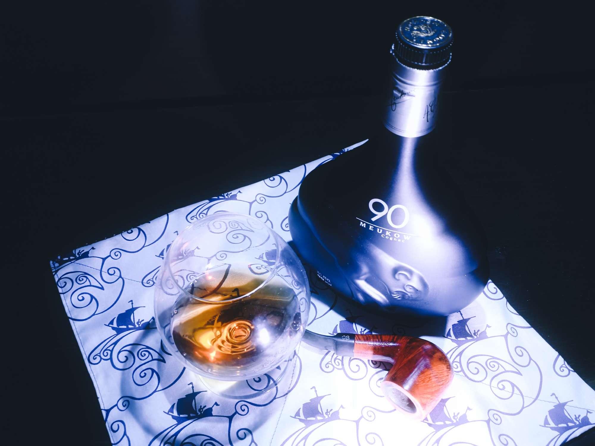 Meukow 90 Cognac Tasting Review LeGnac