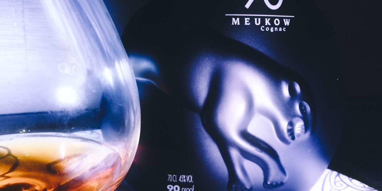 Meukow 90 Cognac – jung, wild, opulent – Tasting Review