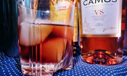 Die LeGnac Cocktail Serie – Artikel Nr. 1 – der Napoleon Noir – Cocktail mit Cognac.
