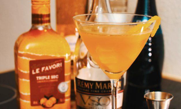 Die LeGnac Cocktail Serie – Artikel Nr. 2 – Der Sidecar – Cocktail mit Cognac.