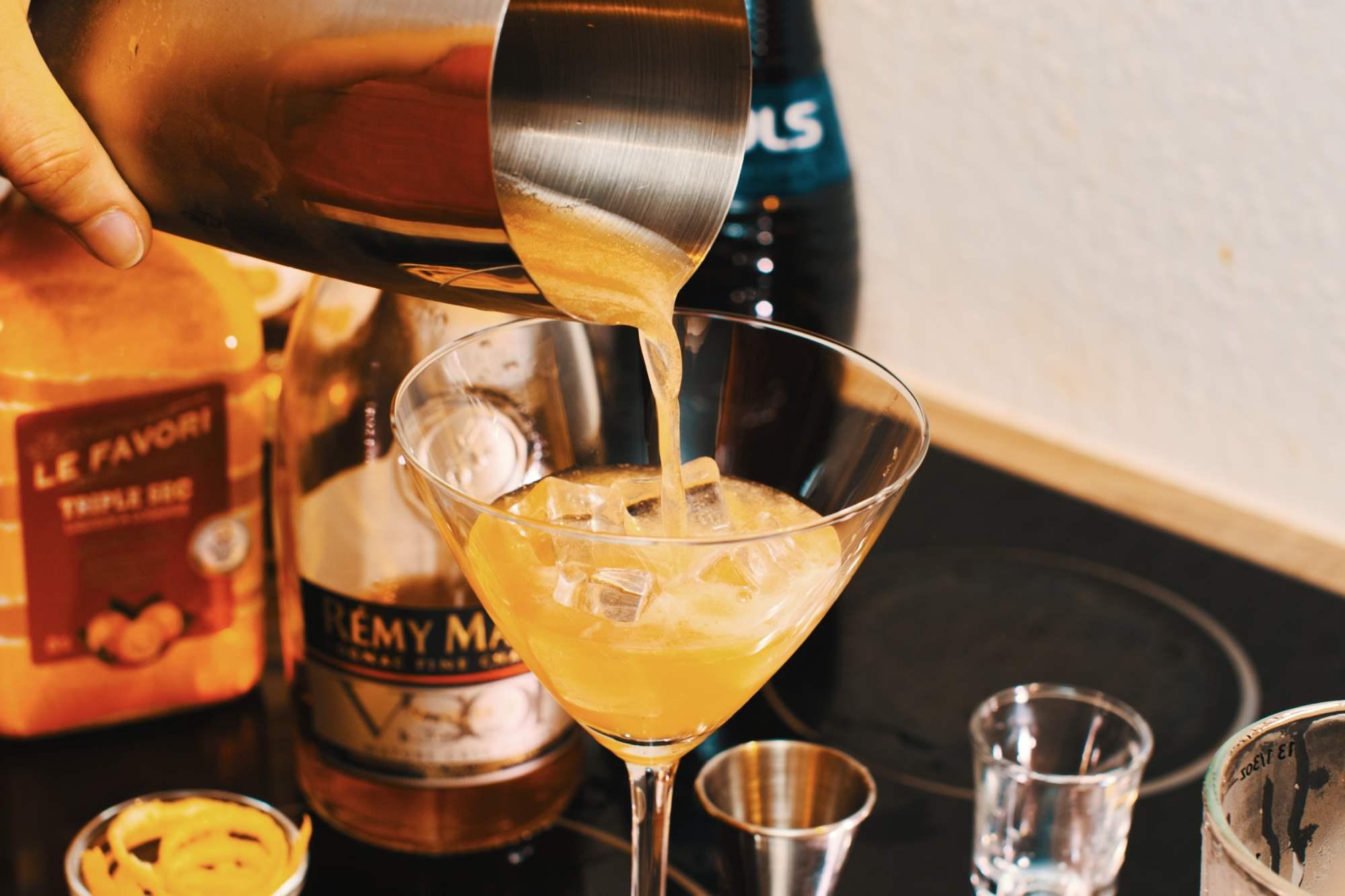 LeGnac Cocktail Sidecar