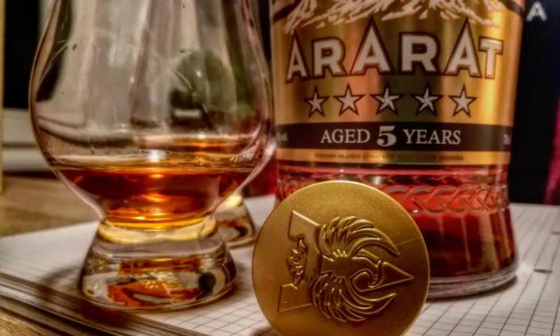 Ararat- Armenian Brandy Aged 5 Years