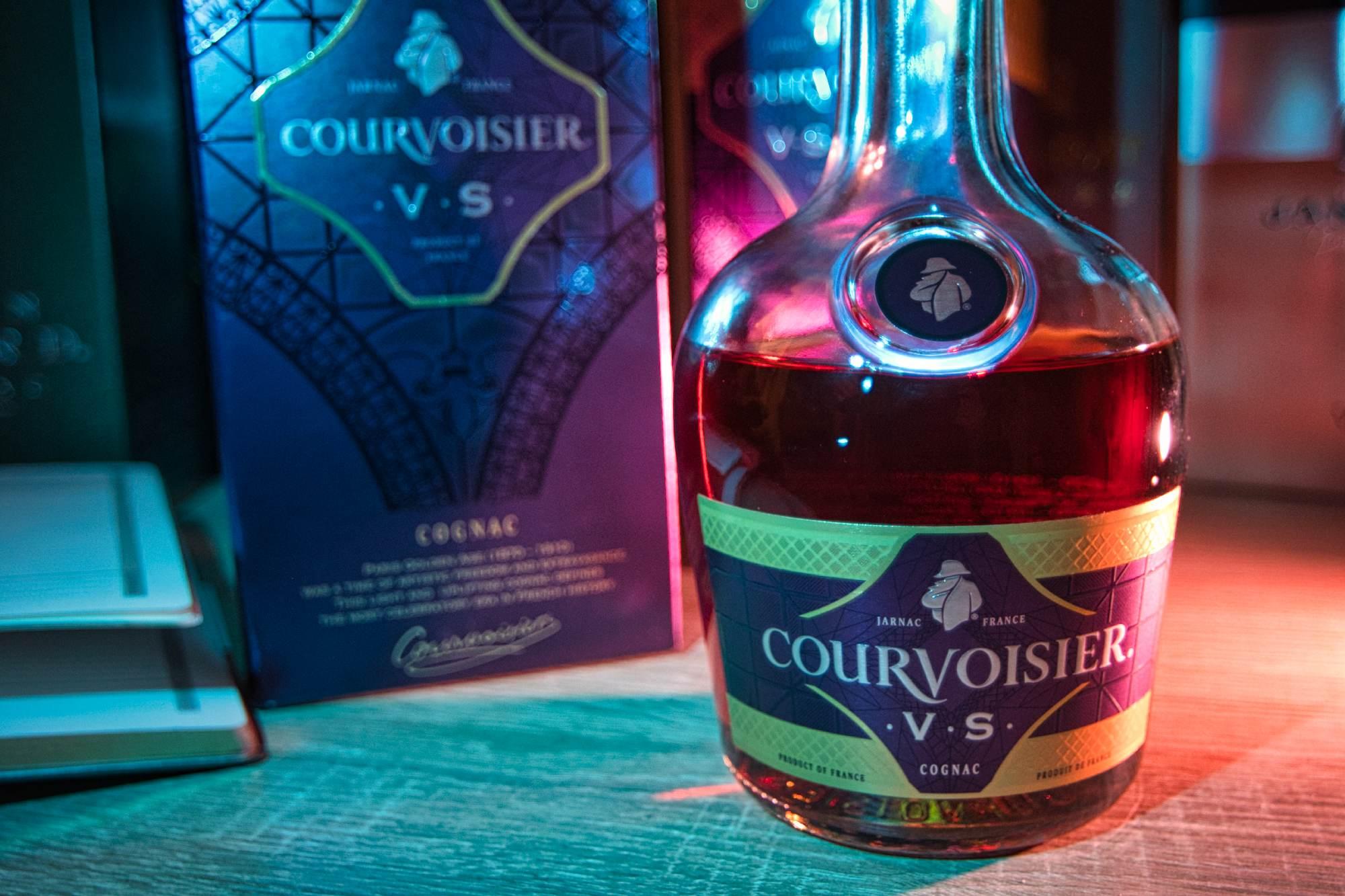 Courvoisier Cognac VS - Very Special - Review