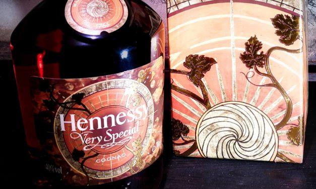 Hennessy VS Limited Editon 2020 mit Faith 47