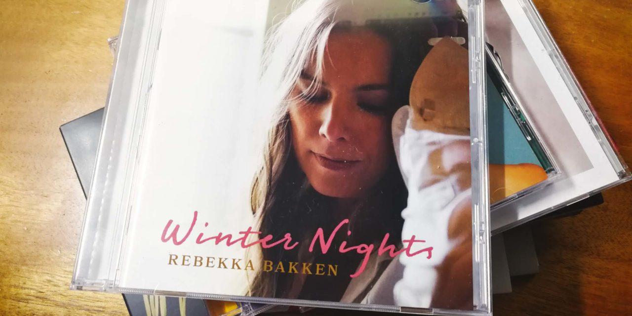 Dass mir das mal passieren sollte, war so nicht anzunehmen – Rebekka Bakken – Winter Nights