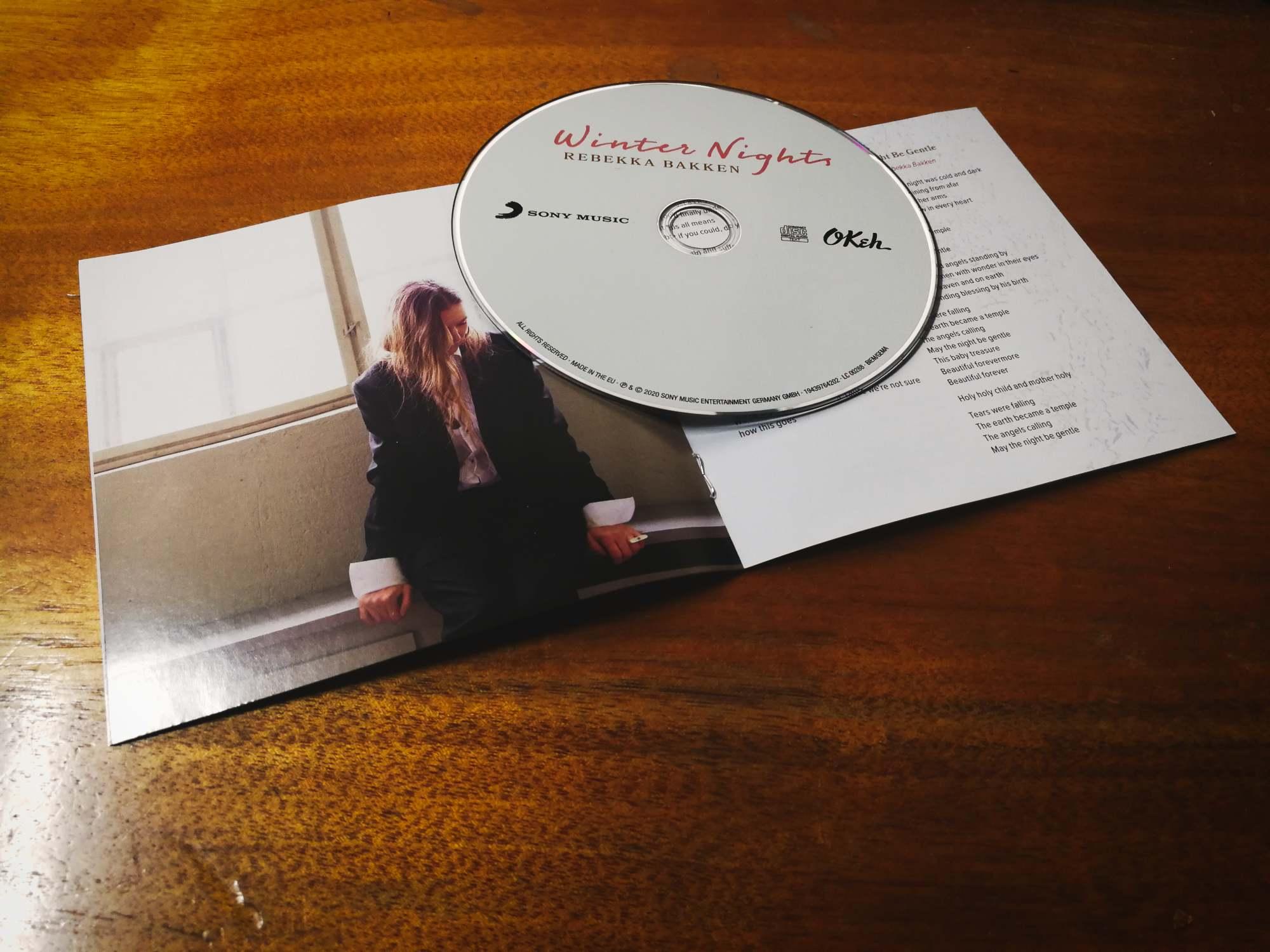 Rebekka Bakken Winter Nights CD Review
