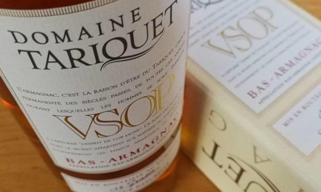Domaine Tariquet Bas Armagnac VSOP Review