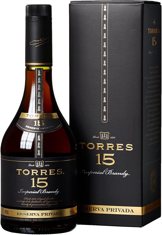 torres 15 brandy