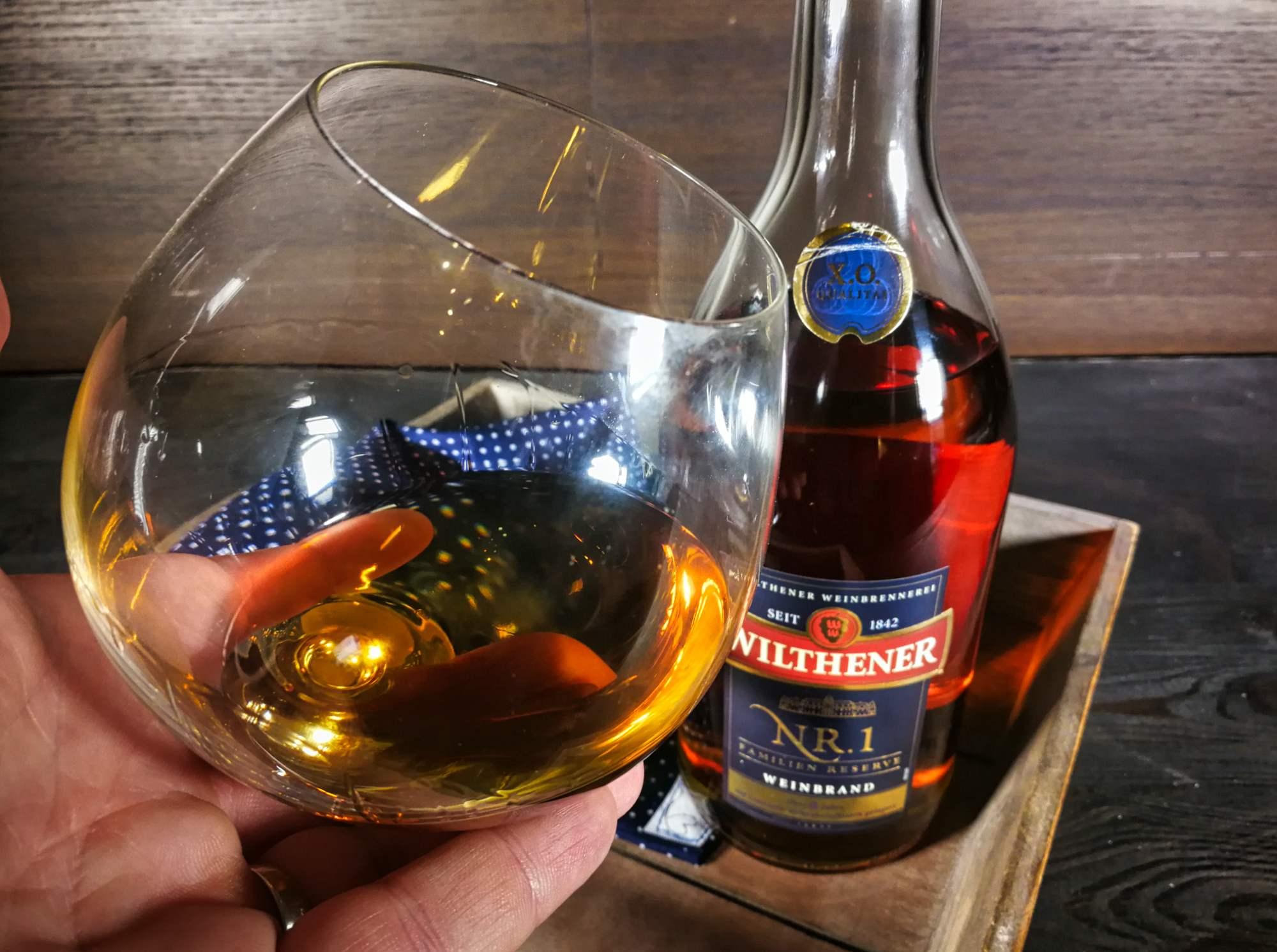 Wilthener Nr.1 Weinbrand