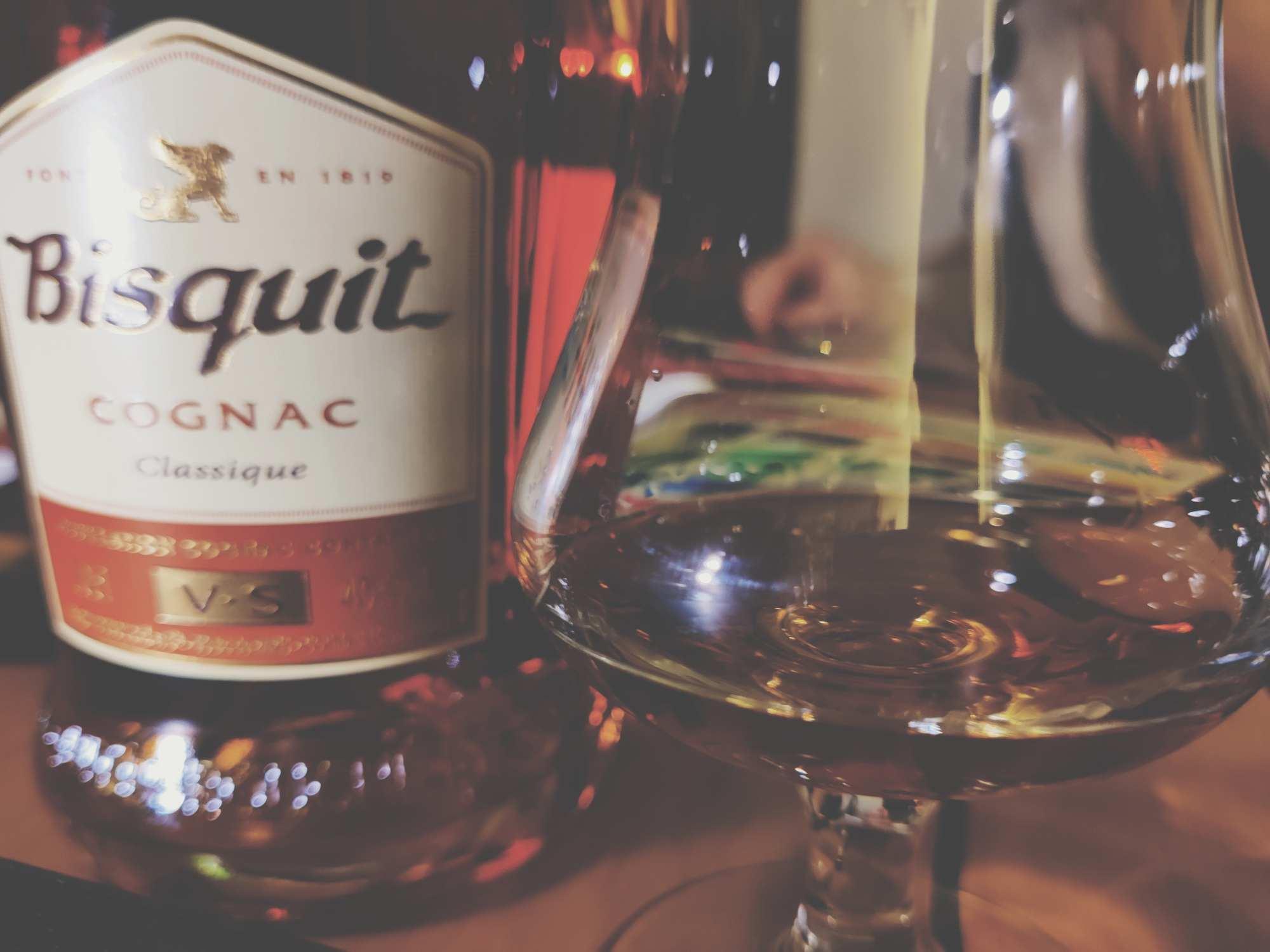 Bisquit VS Cognac