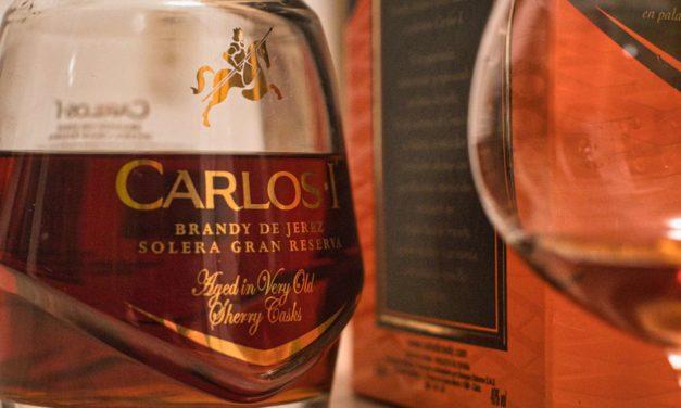 Brandy Carlos 1 Solera Gran Reserva