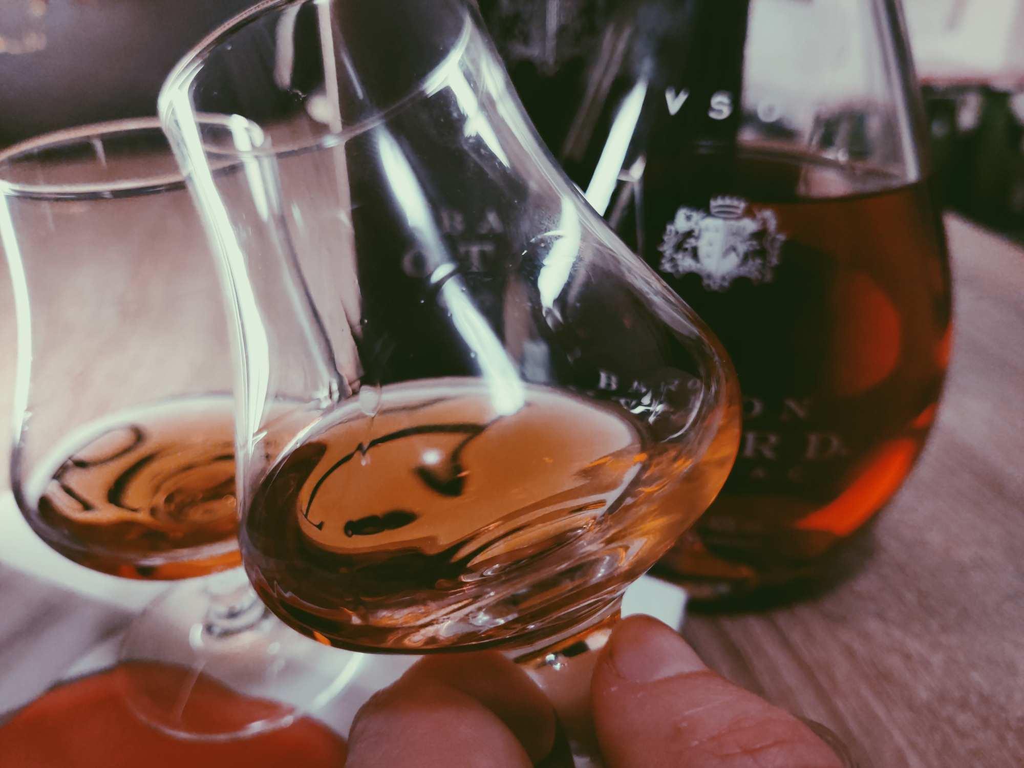 Baron Otard VSOP Cognac Review