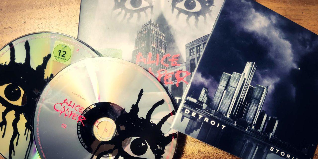 Alice Cooper Detroit Stories Review