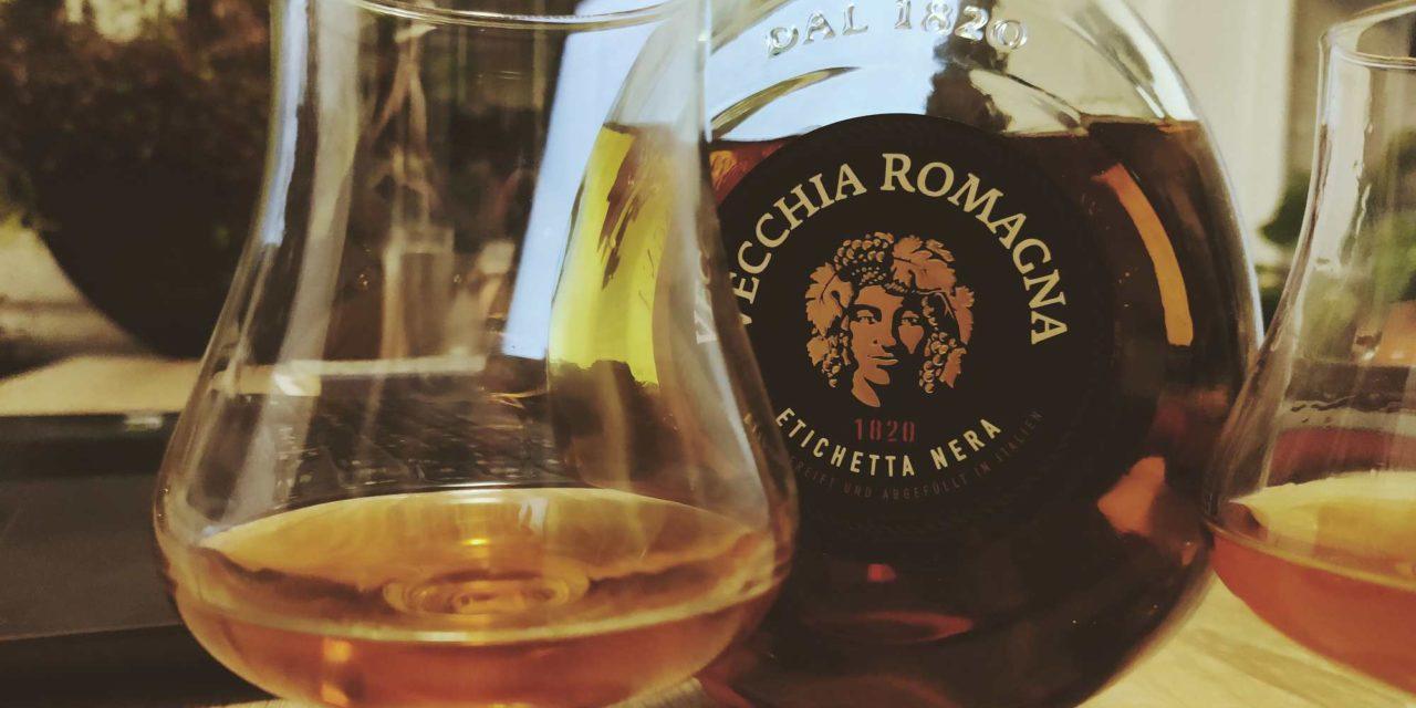 Vecchia Romagna – Etichetta Nera – Review