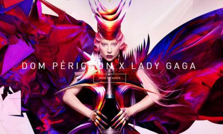 Lady Gaga & Dom Perignon