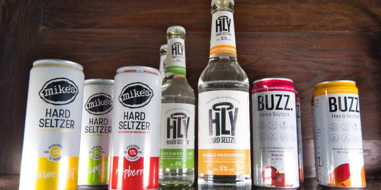 Hard Seltzer – Test und Review des Trendgetränks