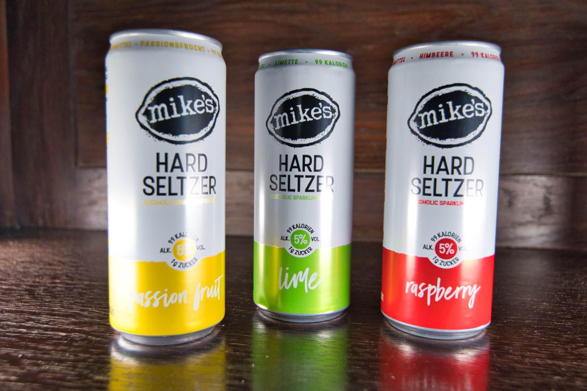 Hard Seltzer Test Review